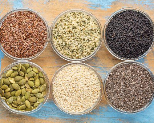 Semillas Comestibles Que Aportan Energía Vital Gourmet
